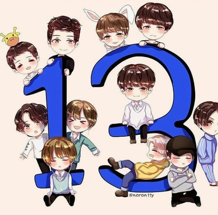 Super Junior Happy 8th Anniversary Clipart