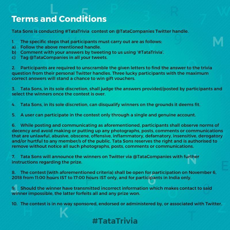Tata Group on Twitter: