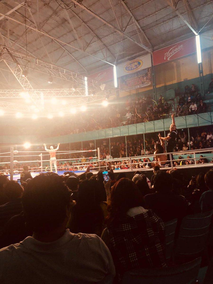CMLL: Una mirada semanal al CMLL (Del 1 al 7 de noviembre de 2018) 16