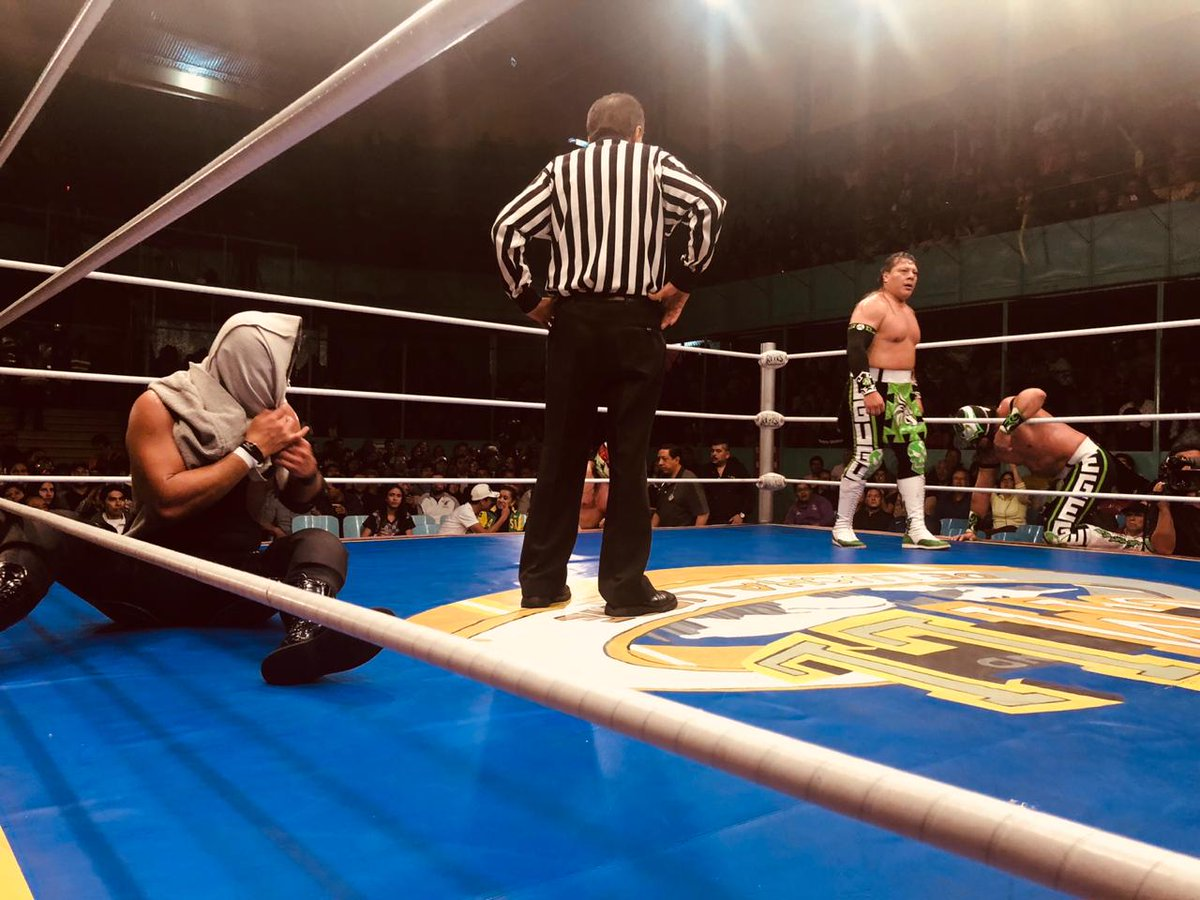 CMLL: Una mirada semanal al CMLL (Del 1 al 7 de noviembre de 2018) 15