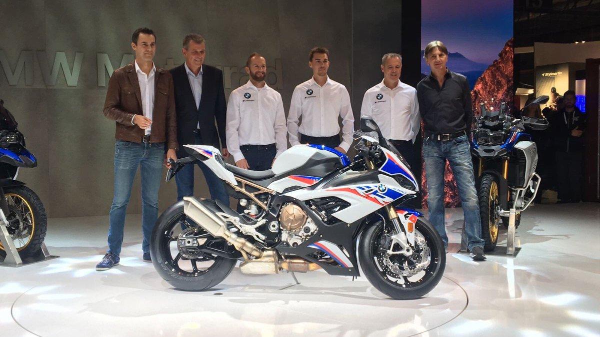 SBK BMW