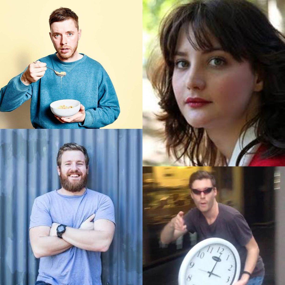 Nov 9 hot show! Gerard Mcgowan Nick Cody, Laura Davis, Luke Kidgell &more!
