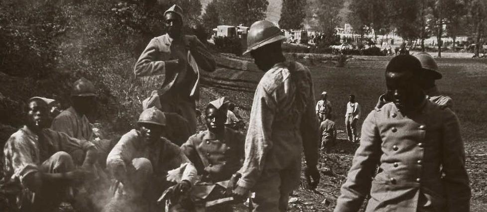 Tirailleurs sénégalais: un parcours dans la République lpnt.fr/2F6h6Kz