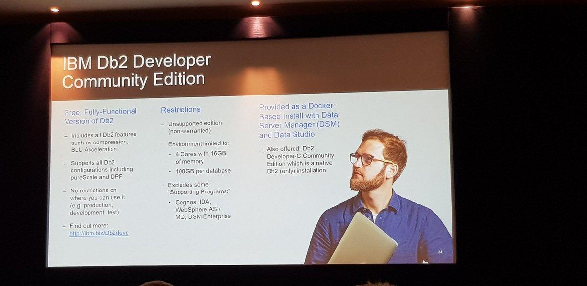 Ibm Db2 Developer Community Edition