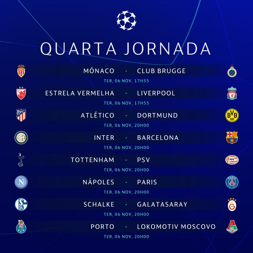UEFA Champions League 2018/2019 - Página 4 DrTtFBgW4AAi7bX