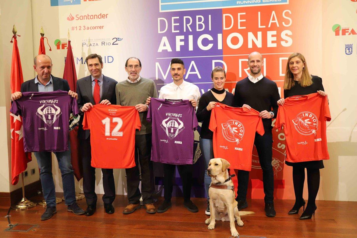 Image for the Tweet beginning: 👉 Del Bernabeú al Calderón,