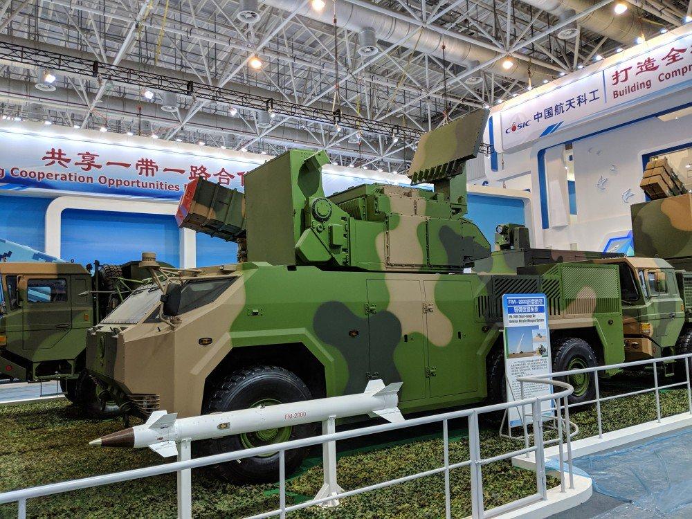 التصنيع العسكري الصيني.. منجزات جديدة DrUGA4PXgAAqpoV