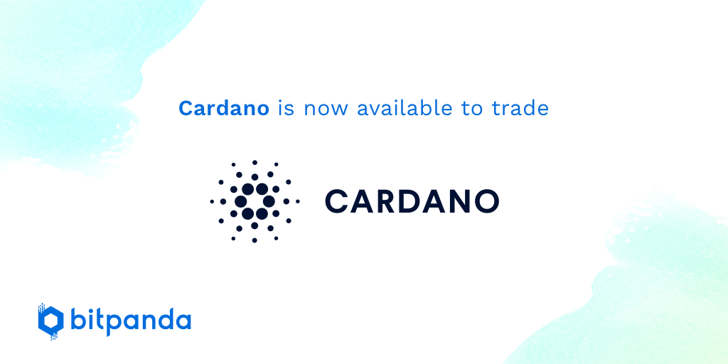 We're happy to announce @cardano is now available to trade on Bitpanda! Start buying and selling $ADA by heading to bitpanda.com #bitpanda #cardano #ada