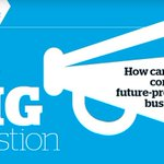 Image for the Tweet beginning: The big question – how
