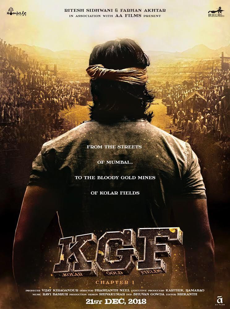 Farhan Akhtar On Twitter Introducing Kgf Kolar Gold Fields A