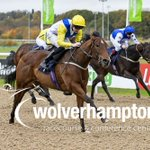 Congratulations to the first winners of the day - LEODIS DREAM & David Nolan for trainer @omeararacing!  #WolvesRaces 🏇  📷 by @WolvesRacesPics