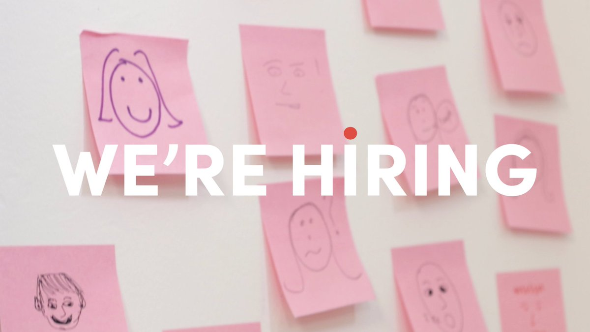 We're looking for a Strategy Director to join our Glasgow-based team.  We've won Scotland's most coveted marketing award 3 years out of the last 4, we've won our last 6 pitches and we're growing fast.  The deadline for applications is 19th November: http://bit.ly/2yTAepE