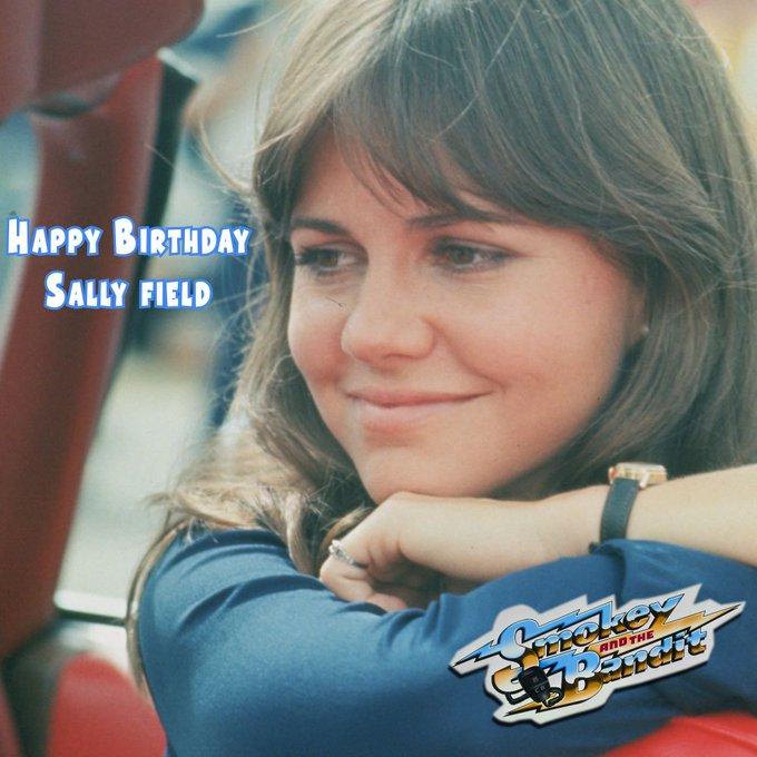 Happy Birthday, Sally Field!