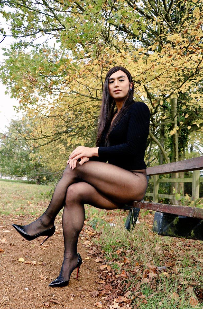 pantyhose outdoor