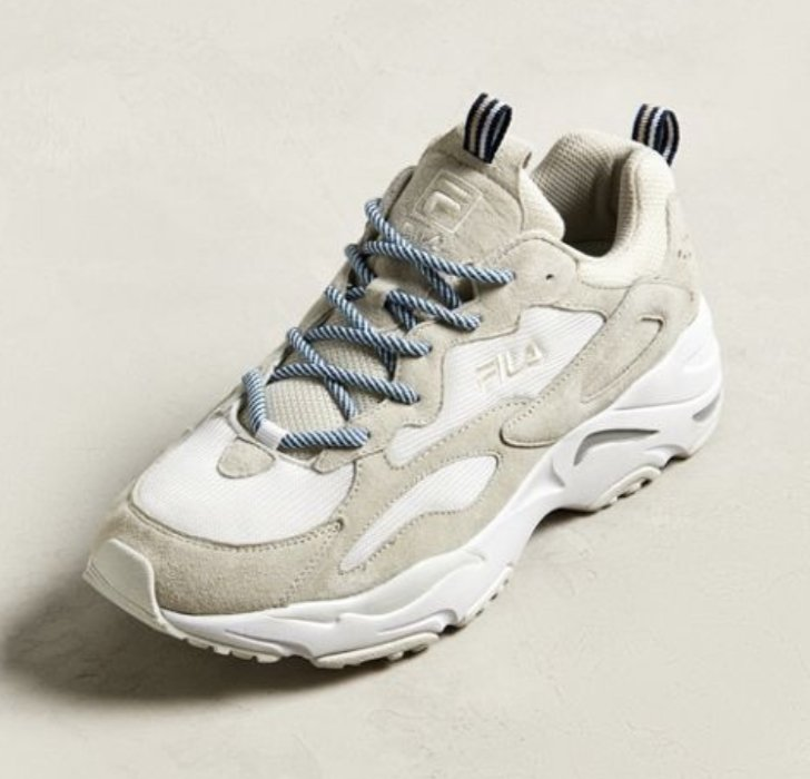 FILA Ray Tracer Sneaker dropped