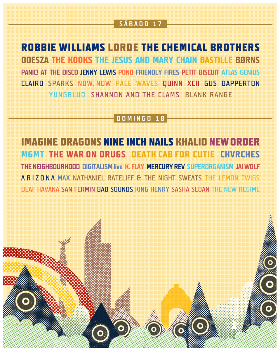 We'll see you back in Mexico for @CoronaCapital. It's been too long: coronacapital.com.mx