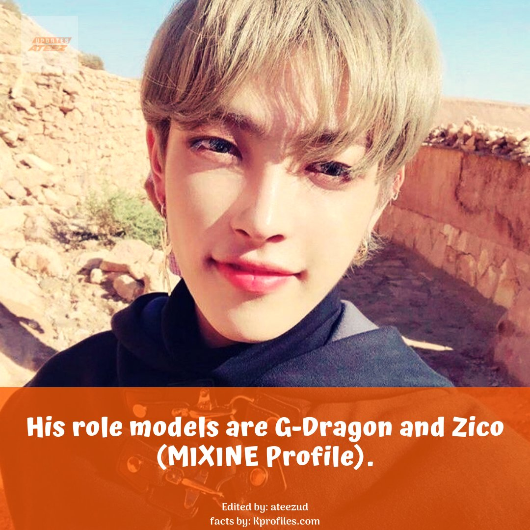 """Ateez ̗ì´í‹°ì¦ˆ Updates On Twitter Hongjoongfacts Edited By Ateezud Facts By Https T Co Mmr176vsh6 Minion Hongjoong Day ˍ""""스타 Ateez ̗ì´í‹°ì¦ˆ Kq Https T Co Lutcvh2iyc If his mom has a business to attend to in china, his aunts stay with him. twitter"""