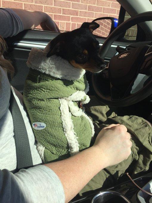 Happy birthday hun. We voted!!