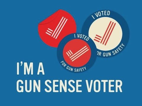 I would prefer not to be shot in yoga class or at the movies or at school. How about you?  Vote for a #GunSenseCandidate.  Vote like your life depends on it. Because it does. Text VOTE to 644-33 to find your polling place and hours