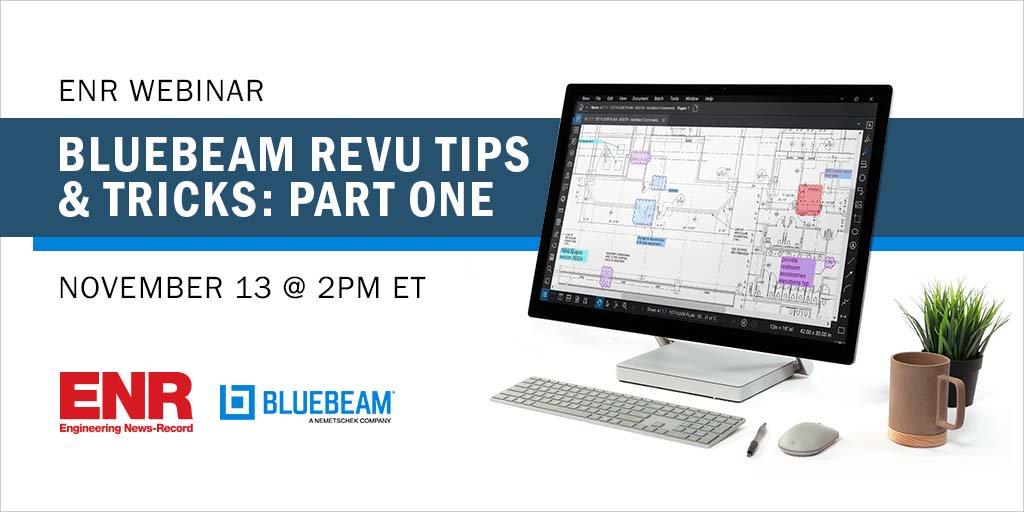 Bluebeam, Inc  on Twitter: