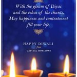 Image for the Tweet beginning: Happy Diwali