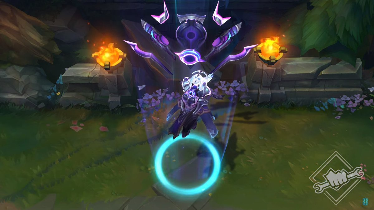 Moobeat On Twitter Pbe Preview Eclipse Leona Coven Camille