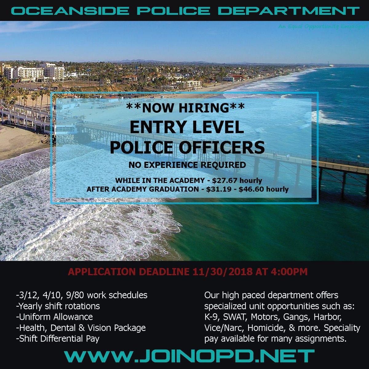 Oceanside Police On Twitter