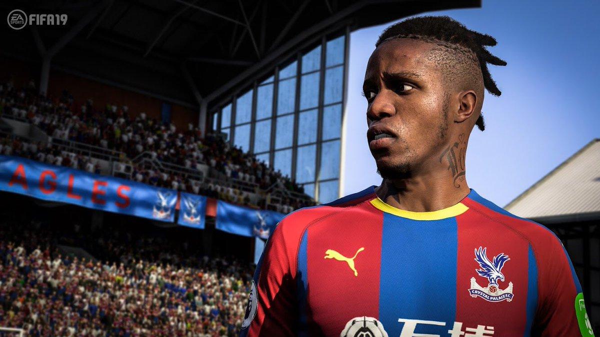 About time @EASPORTSFIFA! 🤣 🙌🏿 #FIFA19