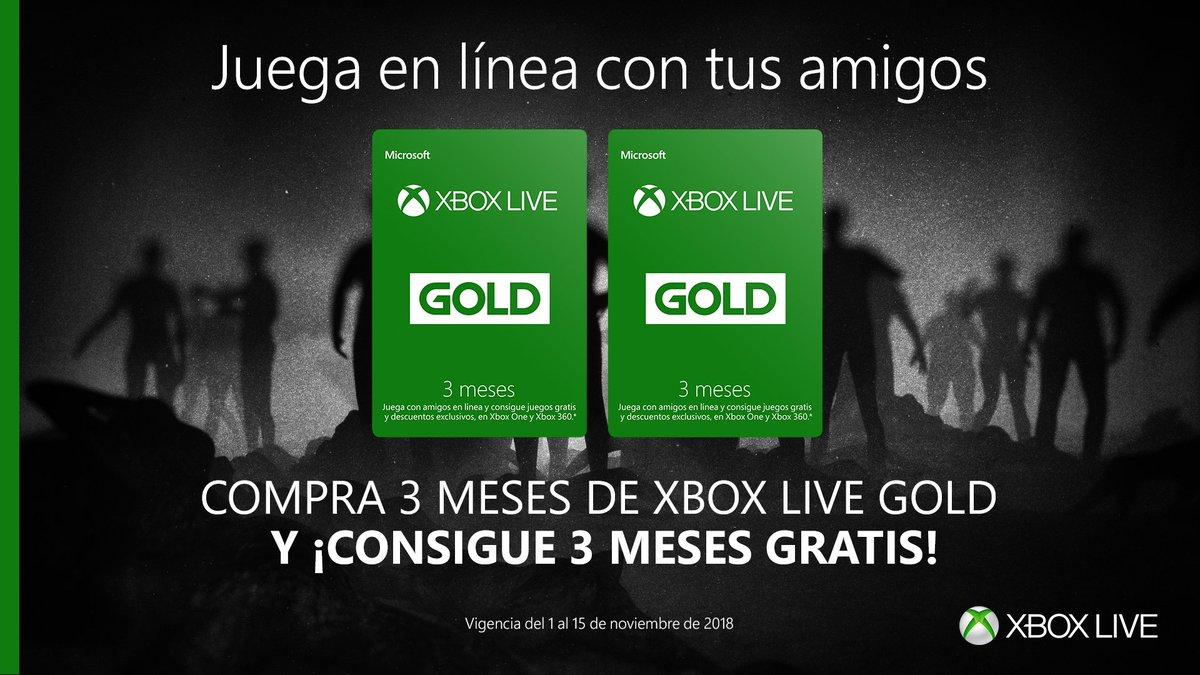 Xbox Mexico On Twitter Juegos Gratis Cada Mes Descuentos