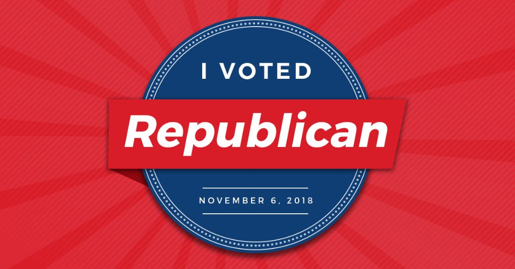 RT if you voted Republican today!