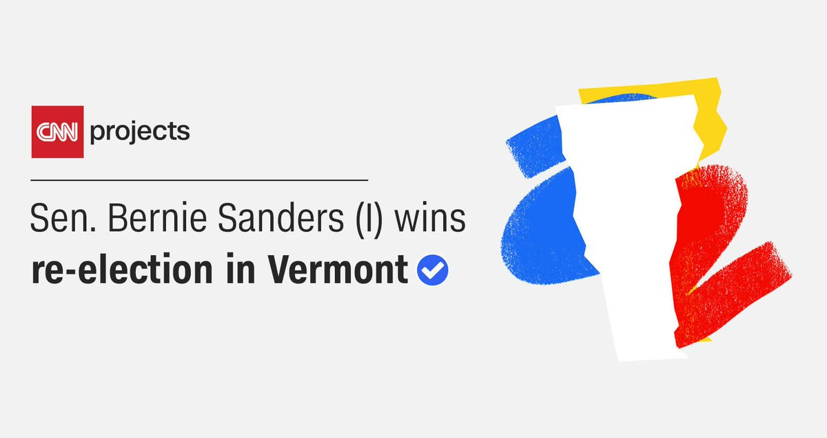 BREAKING: Vermont Independent Sen. Bernie Sanders and Virginia Democratic Sen. Tim Kaine will