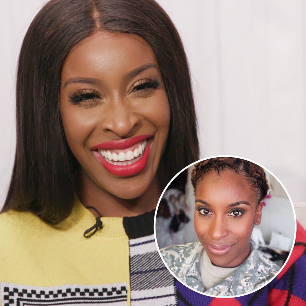 What serving in the military taught beauty YouTuber Jackie Aina forecast
