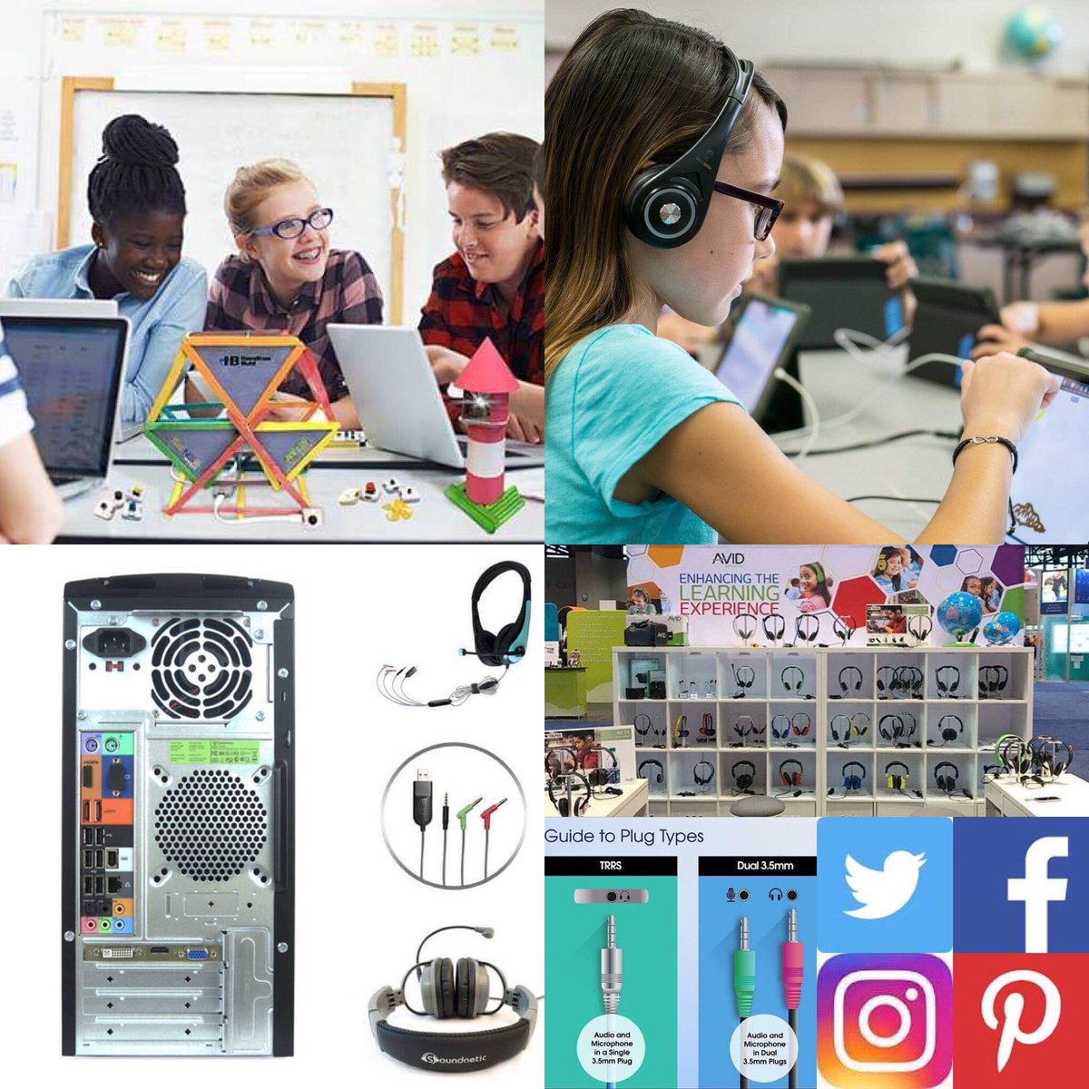 Committed to providing the best value and quality -education listening and learning technology!😎 Follow us on social media ,read our blog -stay updated!😀🎧💻 Call  866 926 1669 https://t.co/SF5LjUOjEy #schoolsupplies #schoolsupplyshopping #STEMDirector #curriculumdirector https://t.co/Ou0NXWNSFQ