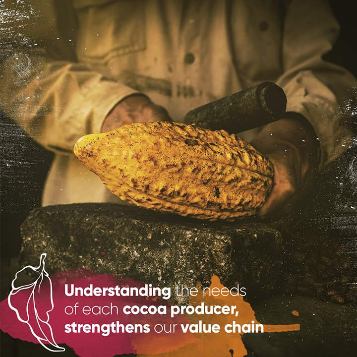 At Granja Luker we know that the needs of each cocoa farmer are different. Thanks to our courses, farmers can choose topics focused on their needs. We guarantee a training that will result in greater productivity and profitability #CacaoFinoDeAroma #CocoaCultivation https://t.co/4lGTQgFFql