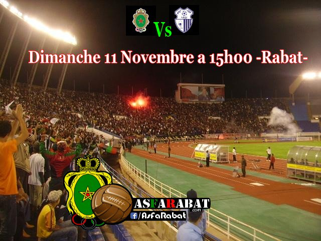 As Far 0-0 Irt Tanger [Après-match][J8 Botola] DrWO5EtX4AEwOIy