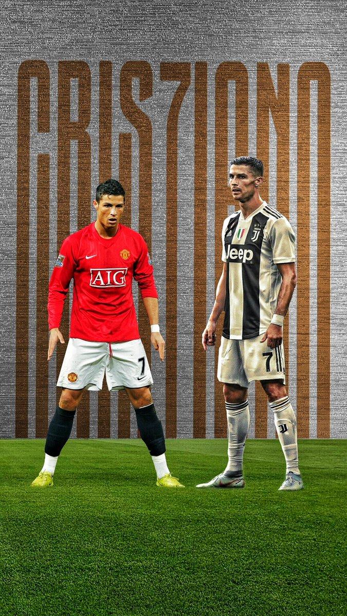 Ams R On Twitter Cristiano Man Utd X Juventus Wallpaper Cr7