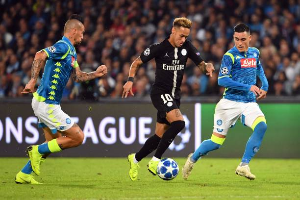 Video: Napoli vs PSG