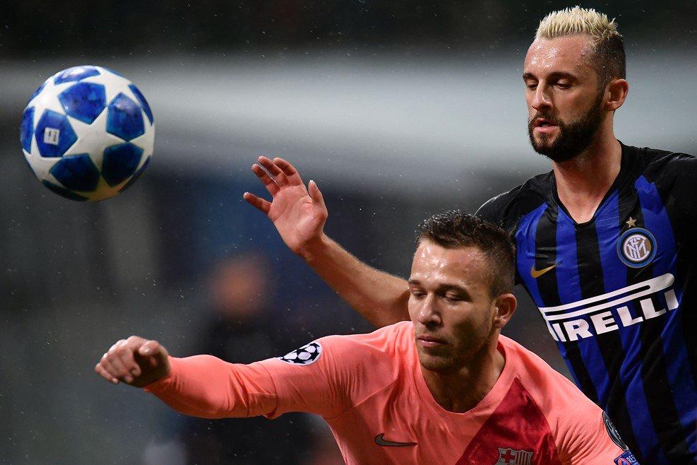 Video: Inter Milan vs Barcelona