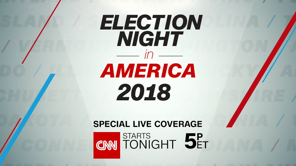 Cnn Communications On Twitter Cnn S Election Night In America Starts Now Tune In To Cnn And Watch The Live Stream Without A Cable Log In On Https T Co Dolgqhu7ec On Your Mobile Device Through Cnn S