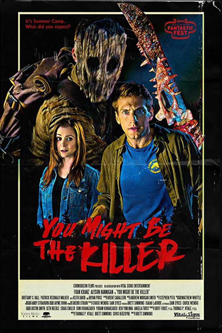 After a series of murders, camp counselor, Sam, realizes that he may, in fact, be the killer! You Might Be The Killer is the first film to be created around a viral twitter thread between Sam Sykes and Chuck Wendig! Playing this Friday, 11/9/18 at 7:00 PM! jeancocteaucinema.com/you-might-be-t…