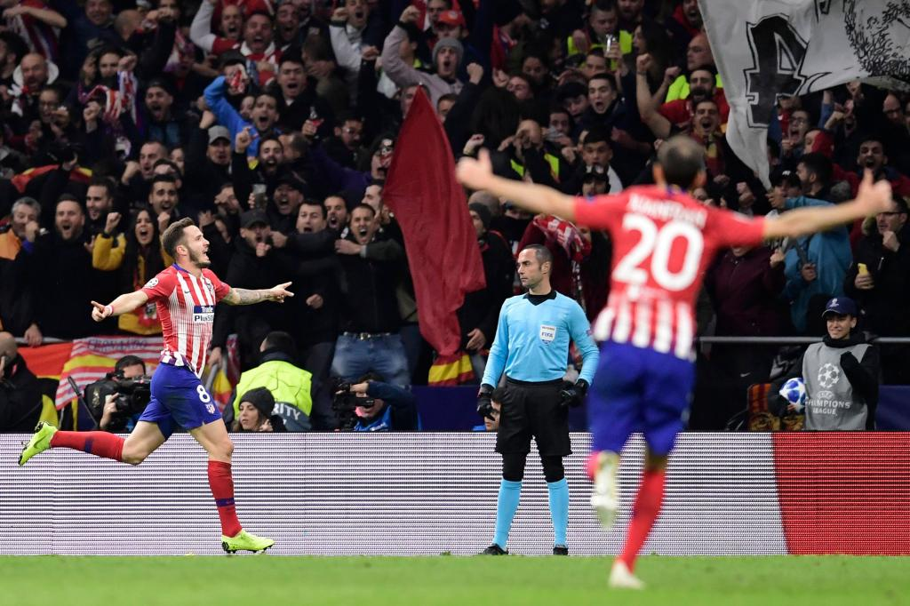 Video: Atletico Madrid vs Borussia Dortmund