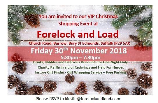 Forelock Load On Twitter A Must Have For Your Diary