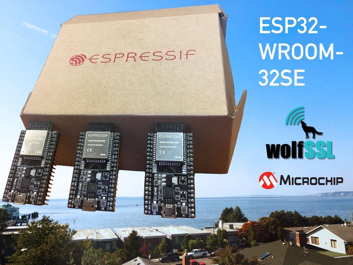 wolfSSL Embedded SSL on Twitter: