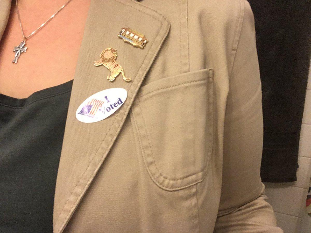 Civic duty: done! https://t.co/1wETDuaqC4