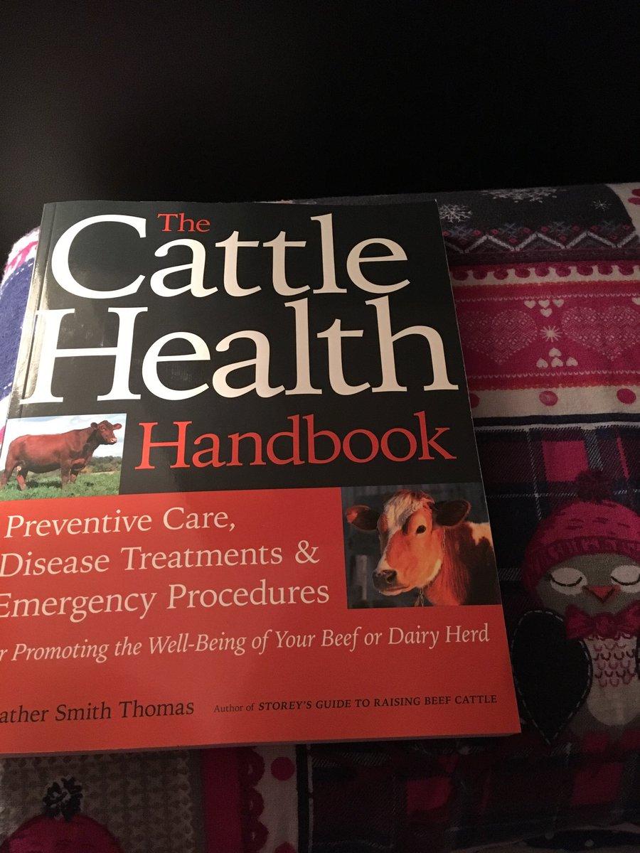 the cattle health handbook preventative care disease treatments emergency procedures