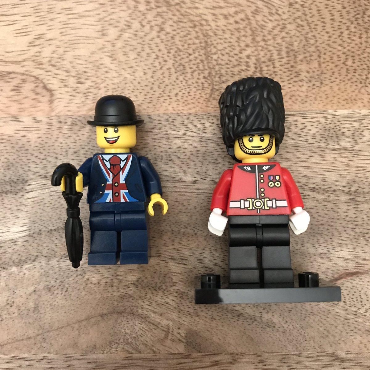 Minifigures LEGO Sets 5005233-1 Royal Guard polybag HAMLEY/'S EXCLUSIVE New MIB