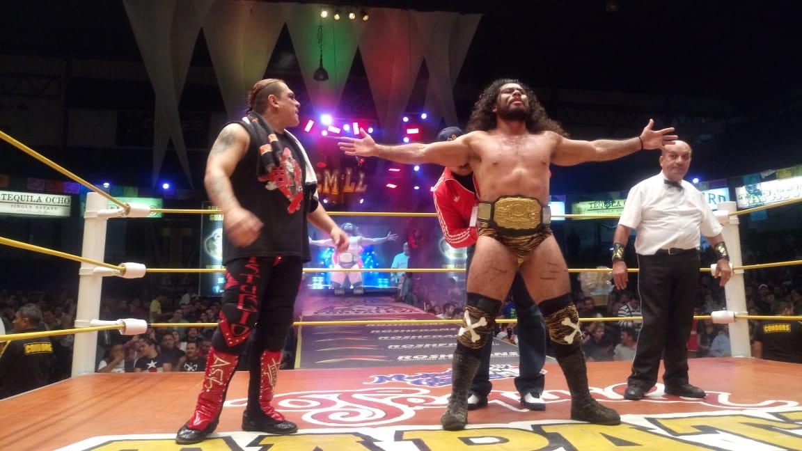 CMLL: Una mirada semanal al CMLL (Del 1 al 7 de noviembre de 2018) 20
