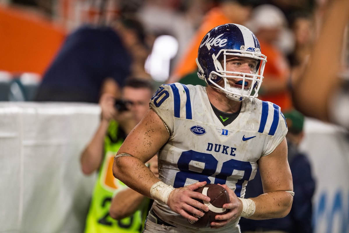 the latest f273d 5a062 Duke Football on Twitter: