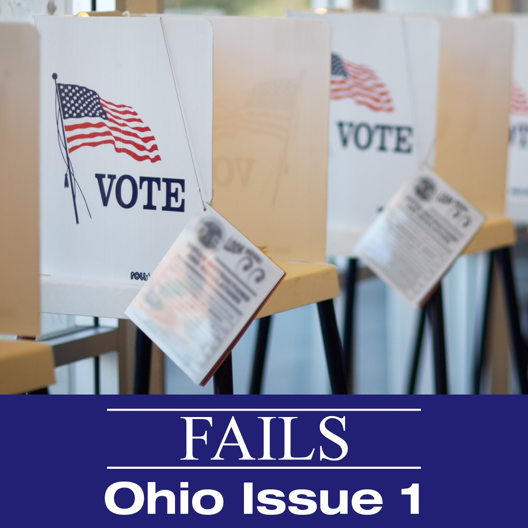 issue 1 ohio