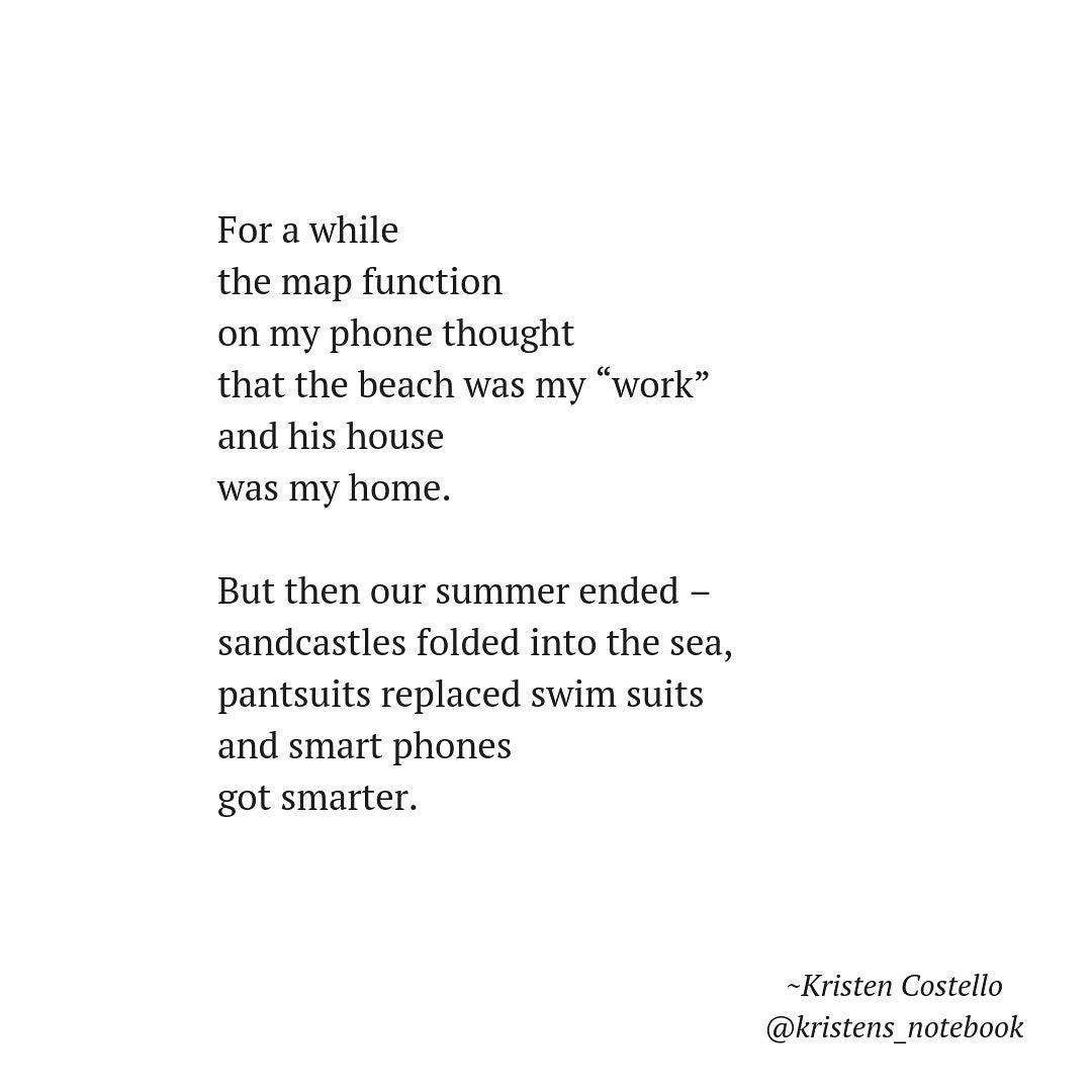 Kristen Costello On Twitter Poetry Quote Sad Poems Quotes